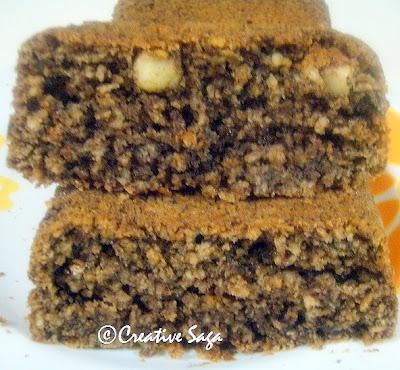 nuts sponge