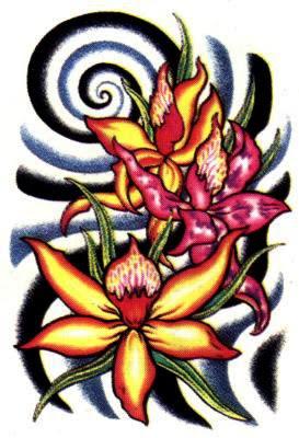 Female Tattoos Design