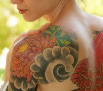 Tribal Fusion Tattoo