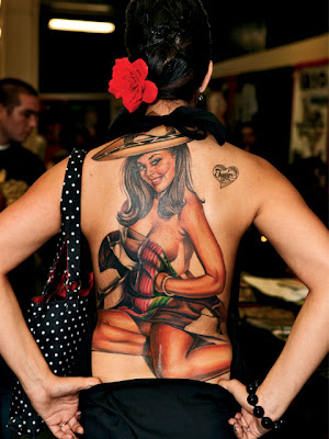Female Tattoo  Art design
