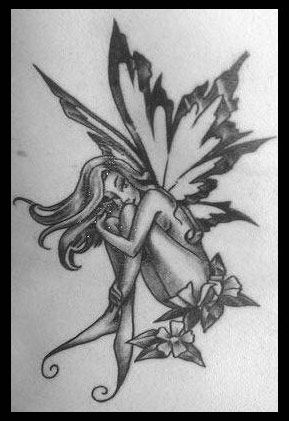 Fairy Tattoo Designs For Female Tattoo Gallery