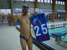 RETO POOL SWIMMING 25 KM