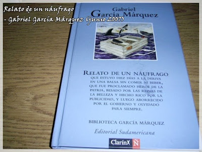 Relato de un Náufrago - Junio 2007