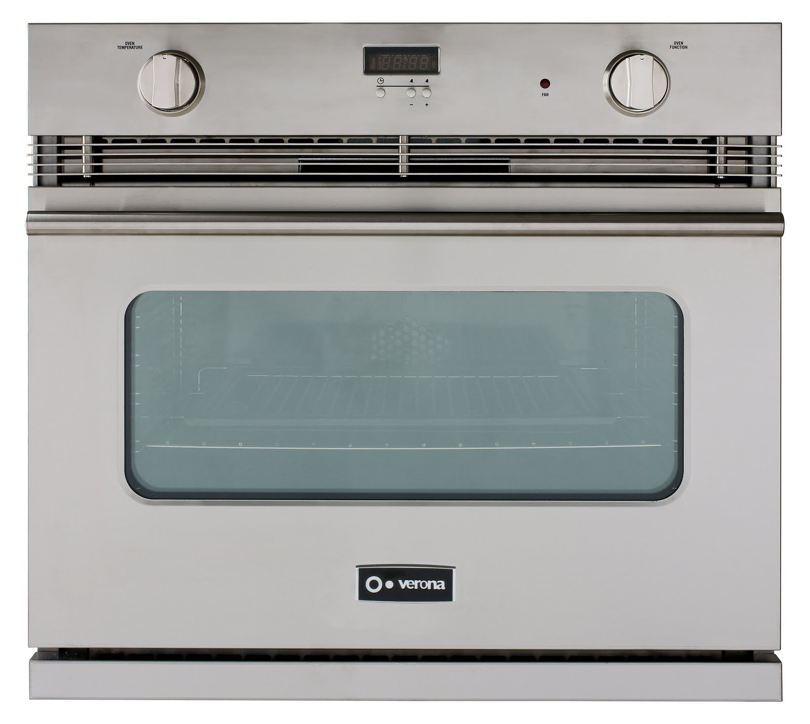verona pro 30 inch gas wall oven