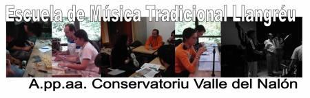 Escuela   de Música Tradicional Llangréu