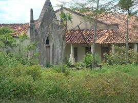 Chalé(mansão) Residência do Cel. João Sá, e primeira Igreja de  Jeremoabo