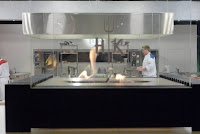 bioethanol fireplace at hell's Kitchen