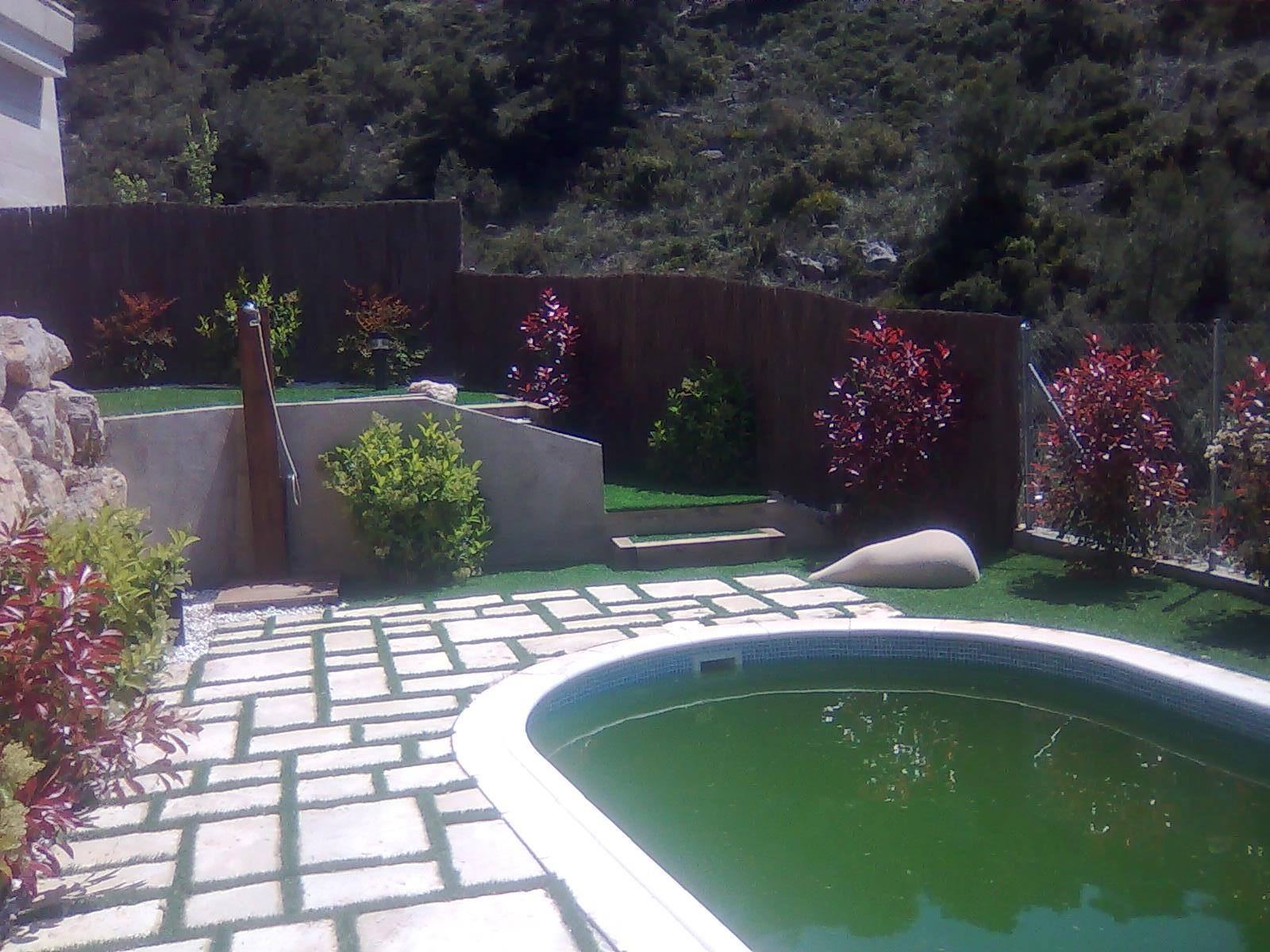 Jardineria paisajes dise o y construccion de jardines for Diseno de paisajes y jardines