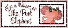 Pink Elephant Winner