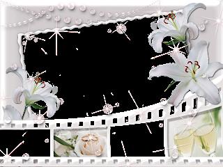 Frame Foto Pernikahan