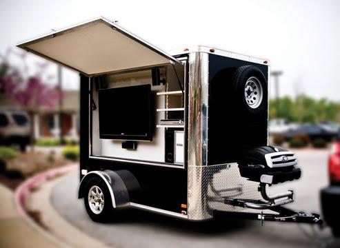 Bbq Innovations Food Truck