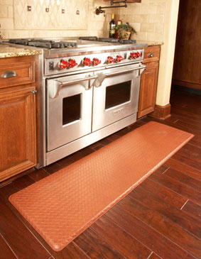 Gel Kitchen Mats How To Prevent Cat From Scratching