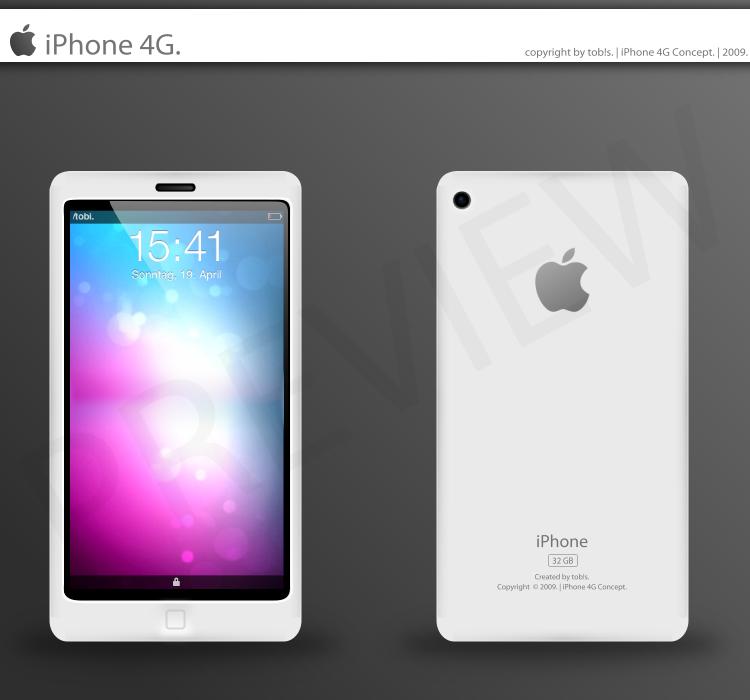 Apple iPhone 4G 32GB