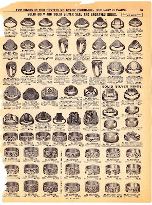 1920-30's Sears and Roebuck catalogue.