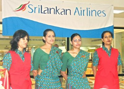 sun set sri lanka sri lankan airlines