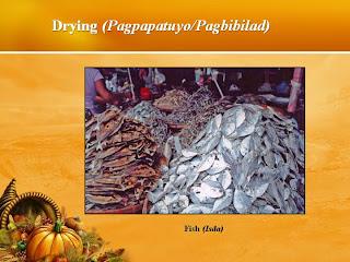 ricaweb Food Preservation Pagiimbak