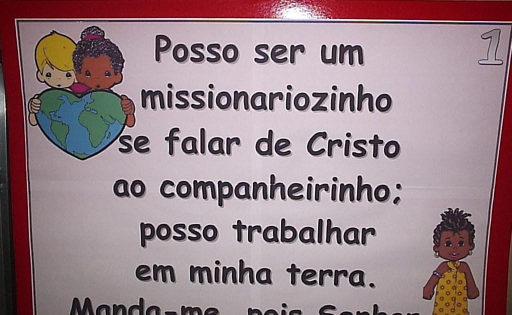 Eu evangelizo crian as posso ser um missionariozinho for Posso ipotecare terra