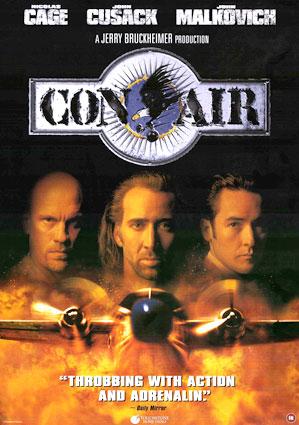 Con+Air Con Air – A Rota da Fuga   Dublado   Filme Online