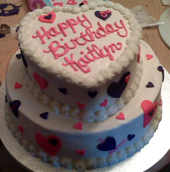Cakes By Nichole 8th Birthday Cake