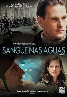 Filme Poster Sangue Nas Águas DVDRip Rmvb Dublado