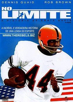 Filme Poster No Limite: A História de Ernie Davis DVDRip H264 Dublado