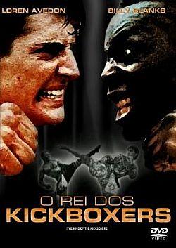 Filme Poster O Rei dos Kickboxers DVDRip XviD & RMVB Dublado