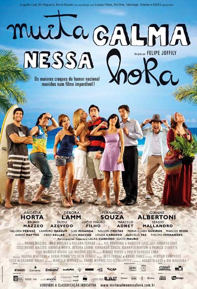 Assistir Filme Muita Calma Nessa Hora