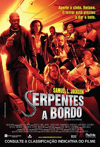 Filme Serpentes a Bordo   Dublado