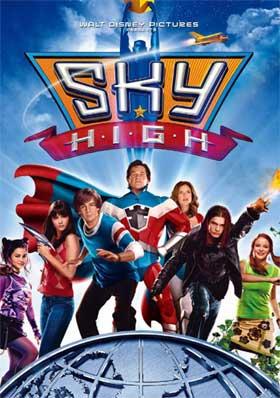 Filme Sky High: Super Escola de Heróis   Dublado