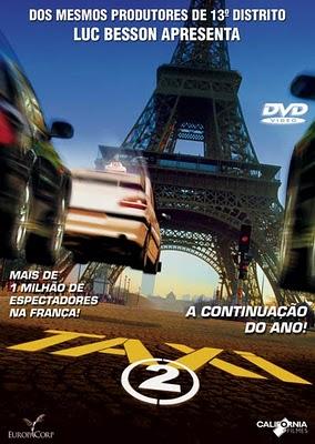 Táxi+2+–+Dublado Taxi 2   Dublado   Ver Filme Online