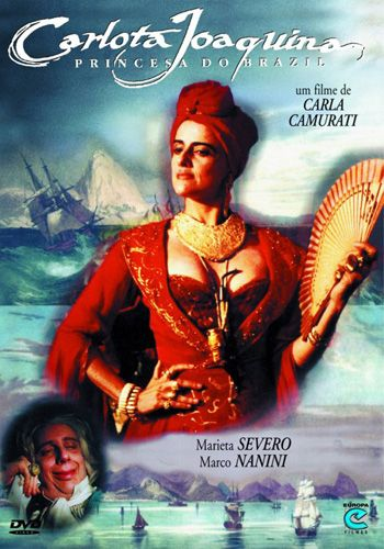 Filme carlota joaquina princesa do brasil