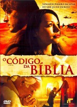 Filme O Código Da Biblia   Dual Áudio