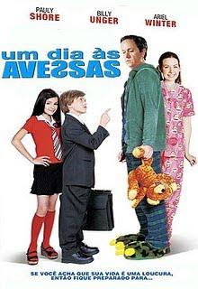 Filme Poster Um Dia às Avessas DVDRip XviD & RMVB Dublado