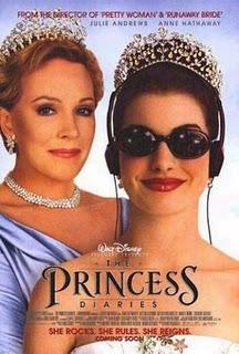 Filme O Diário da Princesa   Dublado