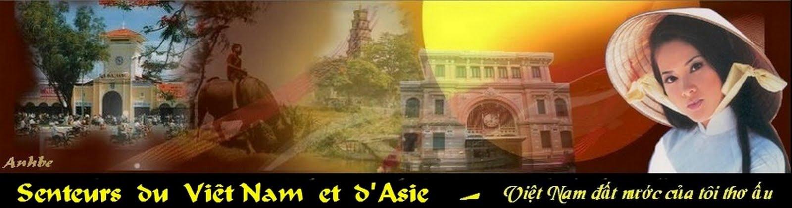 Senteurs du Viêt Nam et d'Asie