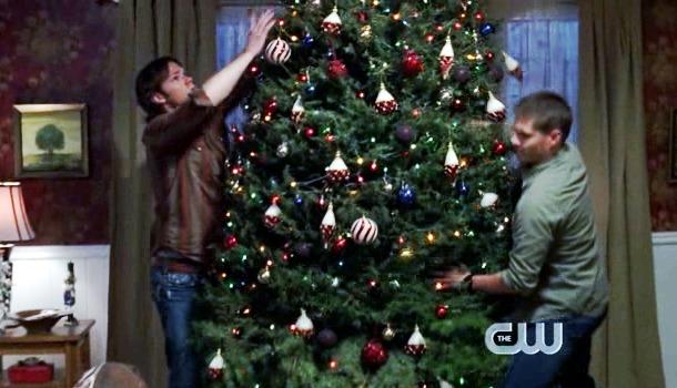 Supernatural - AVerySupernaturalChristmas- Χριστουγεννιάτικο Επεισόδιο