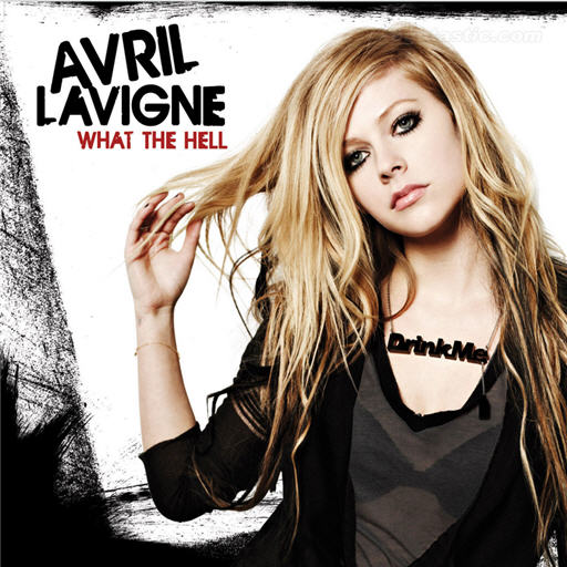 avril lavigne what the hell album