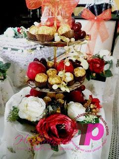Sangkar Emas Collection | Gubahan Hantaran | Hantaran Perkahwinan | Hiasan Kahwin  | Hantaran Pengantin