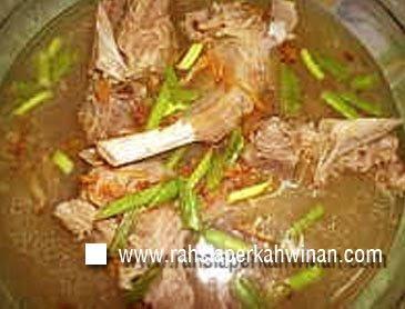 Resipi Sup Tulang Kambing Resepi MasakanTauhu ayam  | MALAYSIAN RECIPES, food recipes, Resepi, Resipi Masakan MALAYSIA