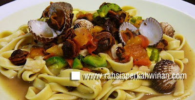 Resepi Masakan Spinach Fettucini | MALAYSIAN RECIPES, food recipes, Resepi, Resipi Masakan MALAYSIA