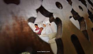 Majlis Perkahwinan Arni Nazira dan Wan Hazrie