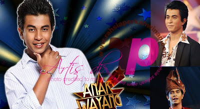 Hairi juara Anak Wayang   Mohd. Hairi Safwan Aznan juara Anak Wayang  PERKAHWINAN artis MALAYSIA, news, scandal, gossip, Weddings, Families, Divorces of Celebrities