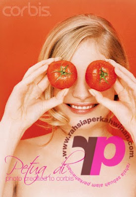 Penjagaan Muka Dengan Tomato dan Limau Nipis | Khasiat Tomato | Khasiat Limau Nipis | Koleksi PETUA Tradisional, tips, information of MALAYSIA