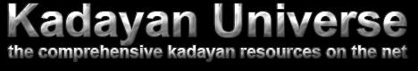 Kadayan Universe ::: Jagat Raya Kedayan