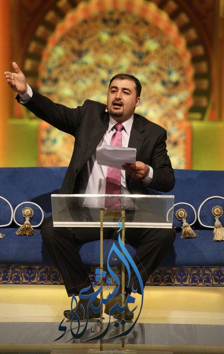 الشاعر والإعلامي محمد غبريس