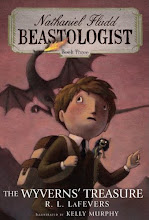 Nathaniel Fludd: Beastologist. The Wyvern's Treasure
