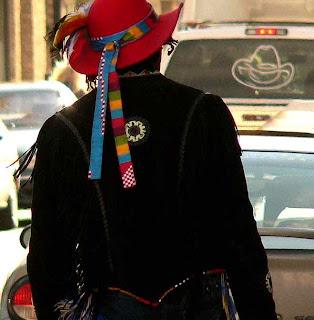 hippie cowboy hats