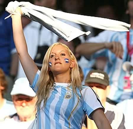 fantasy football: Fifa World Cup 2010 : Cute Argentina ...