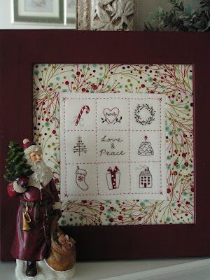CHRISTMAS STITCHERY PATTERNS | Browse Patterns