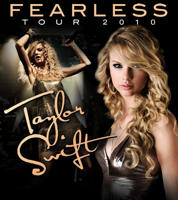 Taylor Swift Concert Tour on Taylor Swift Fearless Concert Tour 2010 Jpg